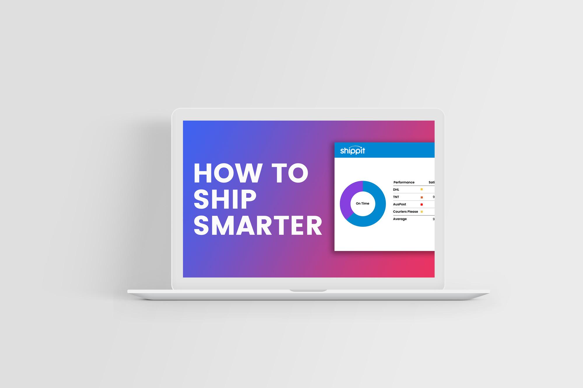 Smarter Shipping | Shippit