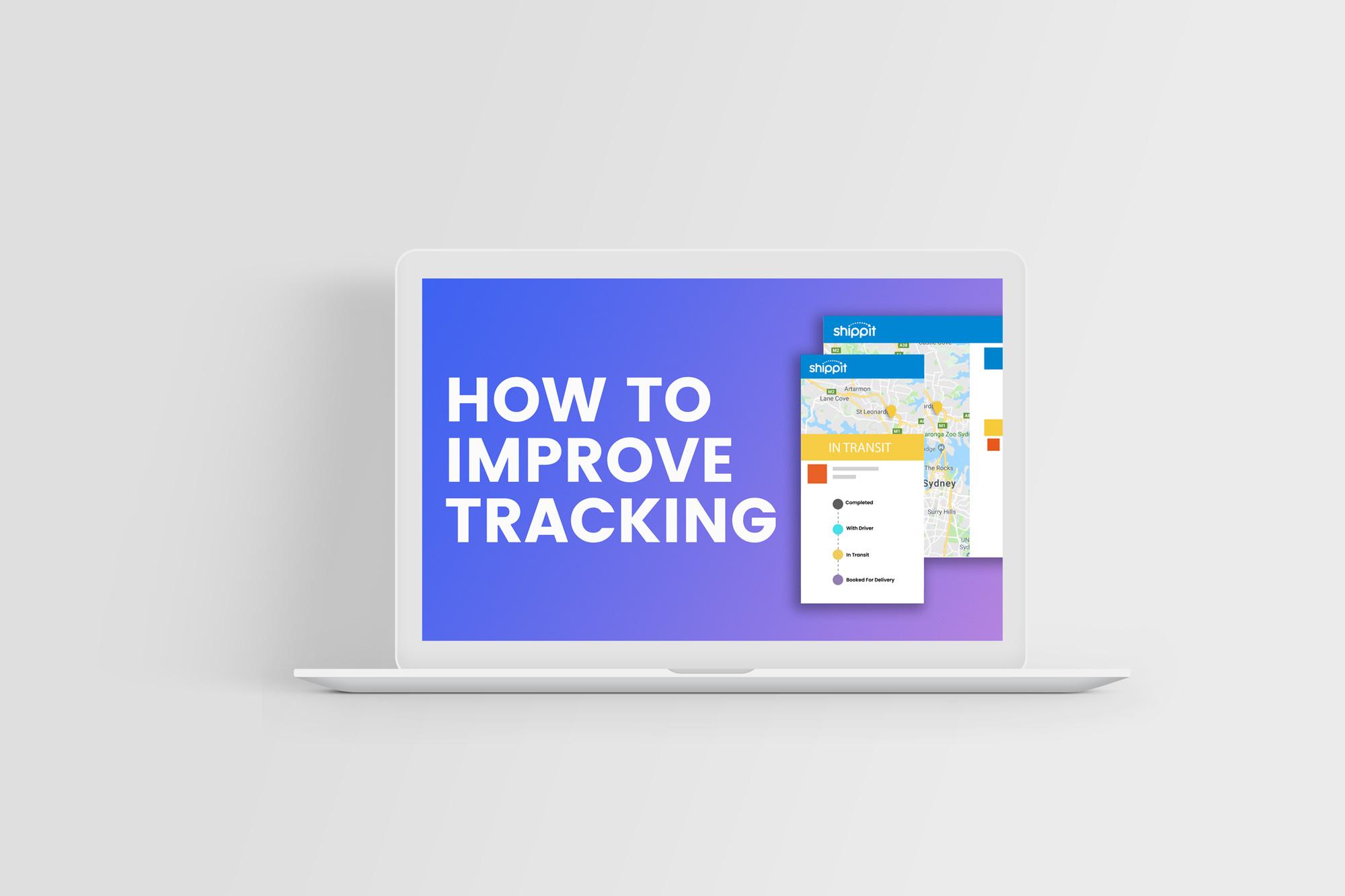 Better Tracking | Shippit