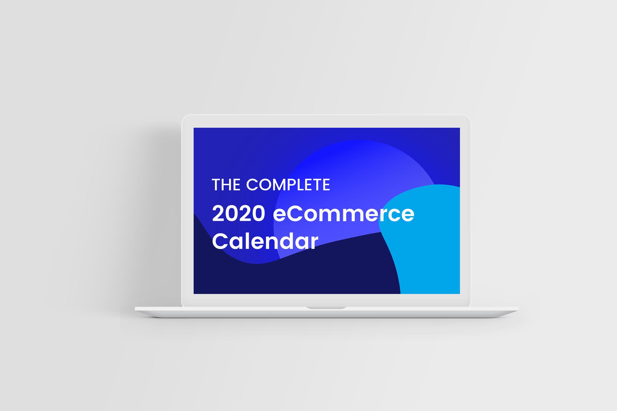 ecommerce calendar